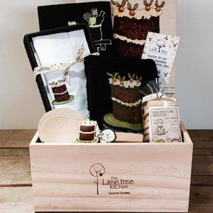 The Legendary LimeTree Carrot Cake Luxury Gift Box | Buy Hampers in Dubai UAE | Gifts