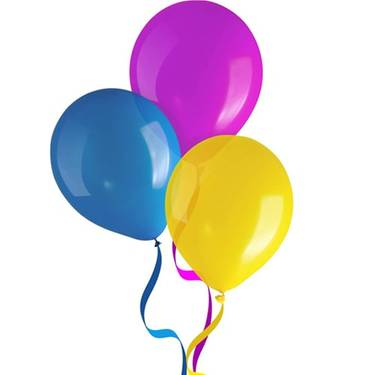 Mixed Balloon Bunch | Buy Balloons in Dubai UAE | Gifts