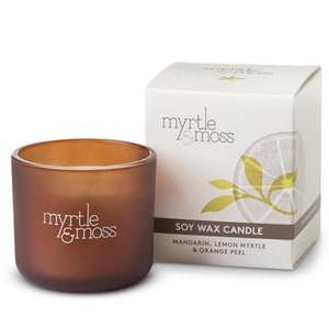 Mandarin, Lemon, Mini Candle   Buy Candles in Dubai UAE   Gifts