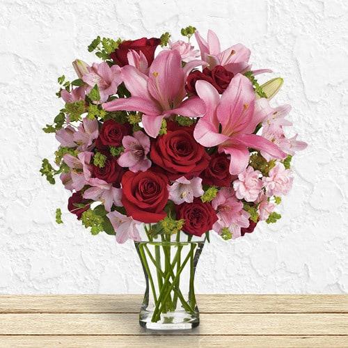 Dazzling Bouquet | Buy Flowers in Dubai UAE | Gifts