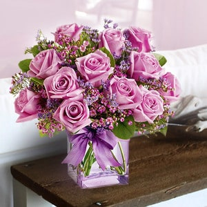 Purple Medley | Buy Flowers in Dubai UAE | Gifts