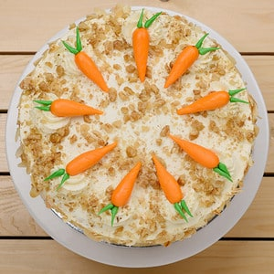 Carrot Cake | Buy Cakes in Dubai UAE | Gifts