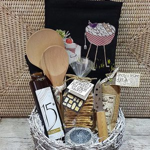 The Lime Tree Provisions Basket | Buy Hampers in Dubai UAE | Gifts