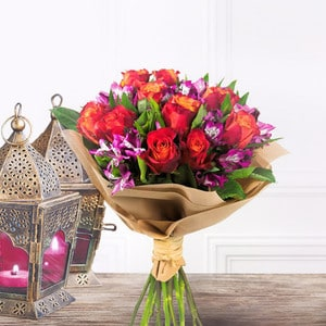 By The Fire | Buy Flowers in Dubai UAE | Gifts