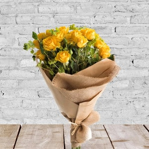 Hello Yellow | Buy Flowers in Dubai UAE | Gifts