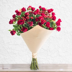 Red Surprise | Buy Flowers in Dubai UAE | Gifts