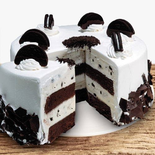 Coldstone Cookies and Creamery Ice Cream Cake | Buy Cakes in Dubai UAE
