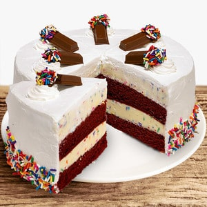 Coldstone Cake Batter Confetti Ice Cream Cake   Buy Cakes in Dubai UAE   Gifts