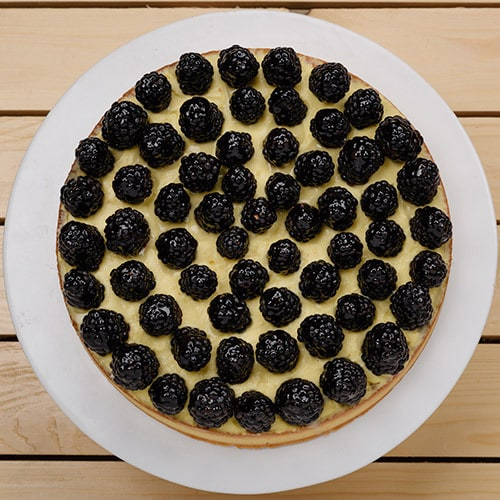 Blackberry Tart | Buy Desserts in Dubai UAE | Gifts