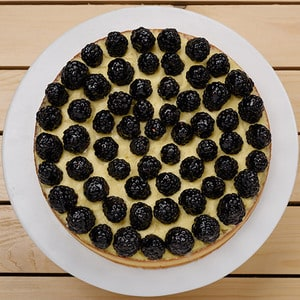 Blackberry Tart | Buy Desserts in Dubai UAE | Gifts