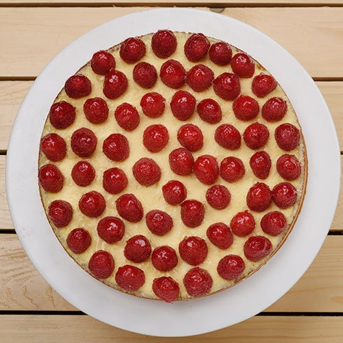 Raspberry Tart   Buy Desserts in Dubai UAE   Gifts