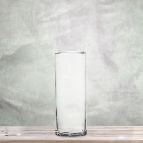 Clear Cylinder Vase | Buy Vase in Dubai UAE | Gifts