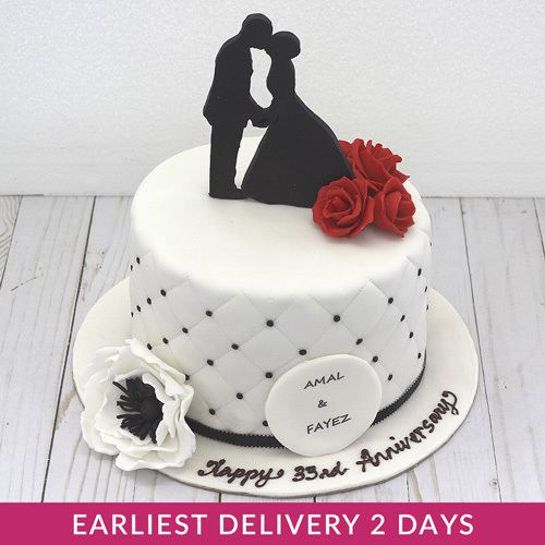 Anniversary Cake Serves 15 Cakes Buy Cakes In Dubai Uae Gifts
