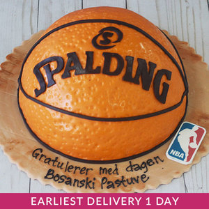 Basketball Theme Cake | Buy Desserts in Dubai UAE | Gifts