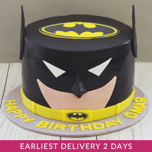 Lego Batman Cake  | Buy Desserts in Dubai UAE | Gifts