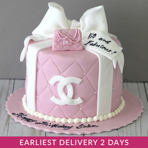 Chanel Themed Cake | Buy Cakes in Dubai UAE | Gifts