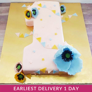 First Birthday Cake | Buy Cakes in Dubai UAE | Gifts