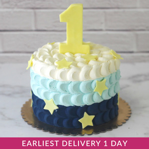First Birthday Smash Cake | Buy Cakes in Dubai UAE | Gifts