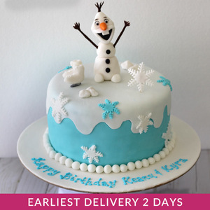 Frozen Theme Cake | Buy Cakes in Dubai UAE | Gifts