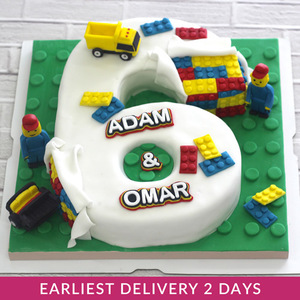 Lego Cake | Buy Cakes in Dubai UAE | Gifts