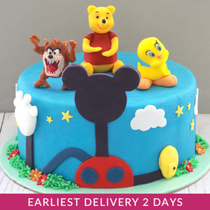 Mickey Mouse Character | Buy Cakes in Dubai UAE | Gifts