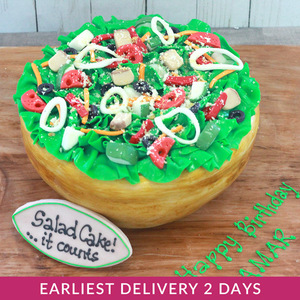 Salad Themed Cake | Buy Cakes in Dubai UAE | Gifts