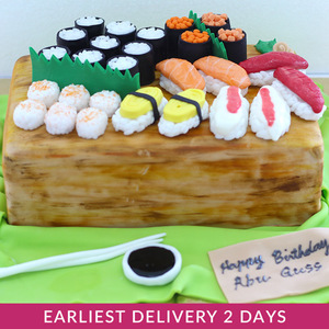 Sushi Themed Cake | Buy Cakes in Dubai UAE | Gifts