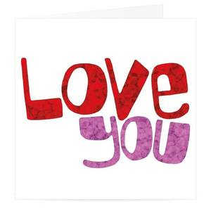Love you card 1471871549