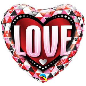 Love trianle love balloon 1486446640