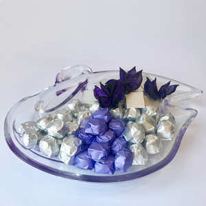 Cocolis Chocolate Selection - Swan plate M - 100pcs / 1.5 Kg | Buy Desserts in Dubai UAE | Gifts