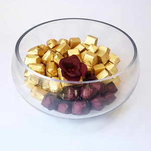Cocolis Chocolate - Glass bowl M - 80pcs/ 1 Kg | Buy Desserts in Dubai UAE | Gifts