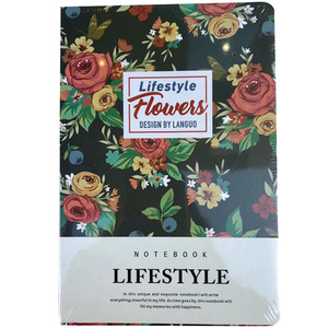 Lifestyle Notebook Black | Buy Stationary in Dubai UAE | Gifts