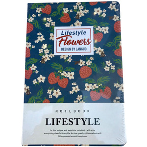 Lifestyle Notebook Blue | Buy Stationary in Dubai UAE | Gifts