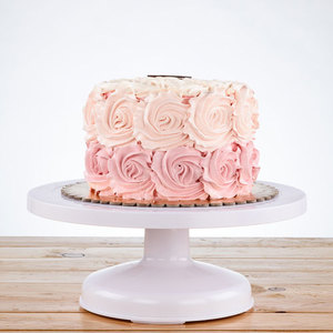 Pink Rose Cake (Serves 12) | Buy Cakes in Dubai UAE | Gifts