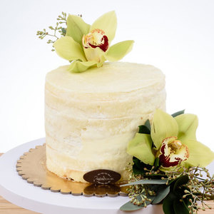 Naked Vanilla Cake (Serves 12) | Buy Cakes in Dubai UAE | Gifts
