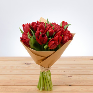 Firecracker Tulips | Buy Flowers in Dubai UAE | Gifts