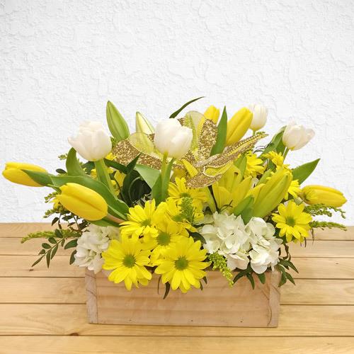 Something Yella   Buy Flowers in Dubai UAE   Gifts