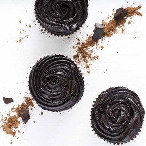 Paleo Chocolate Cupcake (3 pcs)   Buy Desserts in Dubai UAE   Gifts