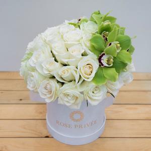 Heaven by Rose Privee | Buy Flowers in Dubai UAE | Gifts
