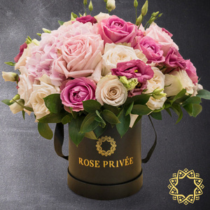 Champagne by Rose Privee | Buy Flowers in Dubai UAE | Gifts