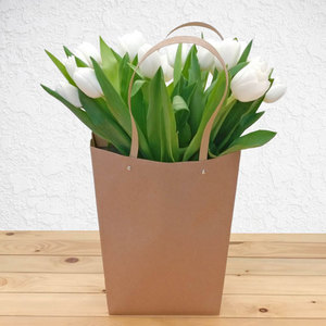 White Garden Tulips | Buy Flowers in Dubai UAE | Gifts