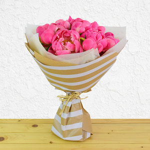 Flowerbomb Peony | Buy Flowers in Dubai UAE | Gifts