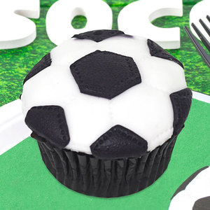 World Cup Football Cupcakes | Buy Desserts in Dubai UAE | Gifts