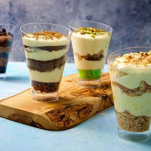 6 Mini Dessert in a Cup | Buy Desserts in Dubai UAE | Gifts