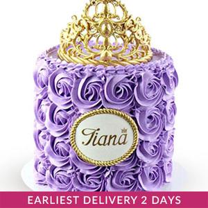 Tiara Cake | Buy Cakes in Dubai UAE | Gifts