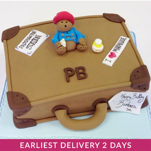 Paddington Cake | Cake Delivery in Dubai