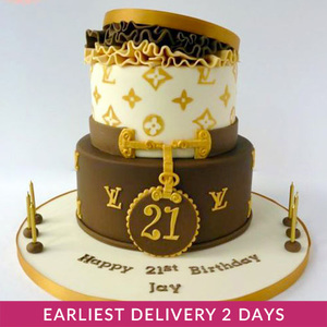 Louis Vuitton Cake | Buy Cakes in Dubai UAE | Gifts