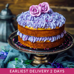 Lavender, Honey and Almond Cake | Buy Cakes in Dubai UAE | Gifts