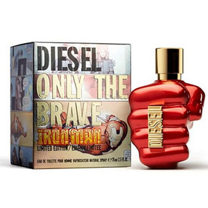 DIESEL Only The Brave Ironman EDT 75ml | Best Prices - 800Flower.ae