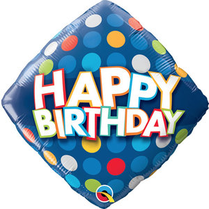 Happy Birthday Foil Balloon 5 | Buy Balloons in Dubai UAE | Gifts